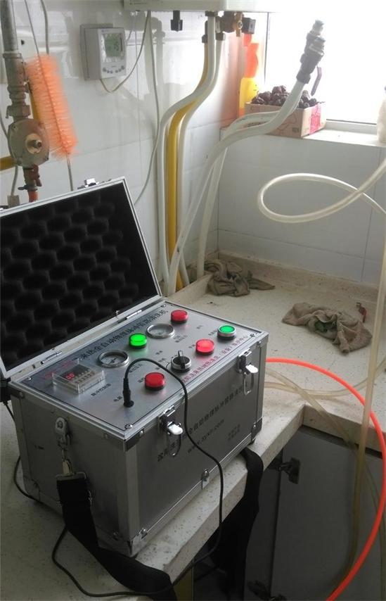 西安地暖清洗,地暖不热怎么办?地暖排水