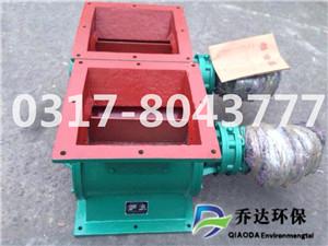枣庄YJD16A星型卸料器 高温方法兰卸料阀 旋转卸料阀厂家