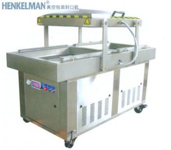 合作|平潭县油豆豉自动启盖型真空封装机|自动启盖型真空包装机
