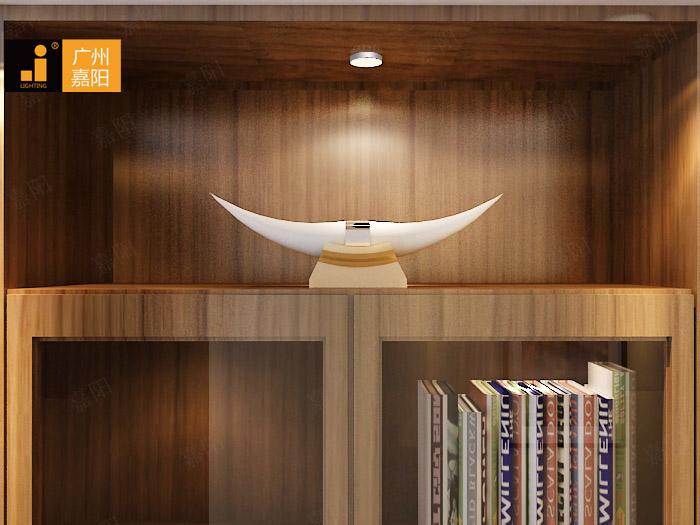 广州嘉阳LED橱柜灯的类型