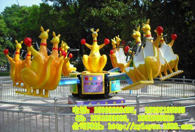 欢乐袋鼠跳 儿童游乐设备 儿童户外游乐设备HLDST-6