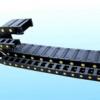 重型连体式工程塑料拖链