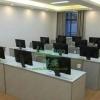 高档部队升降电脑桌 环保免漆优质板电脑桌