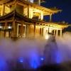 扬州景观人造雾