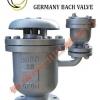 进口复合式高速排气阀,德国巴赫-上海代理
