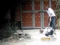 全球TV:实拍老汉暴力殴打年迈老太 拍摄者出来制止却遭议论 (4858播放)
