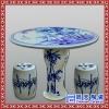 景德镇陶瓷桌凳定做  陶瓷桌凳厂家