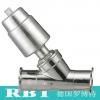 进口卫生级气动角座阀 进口品牌:德国RBT