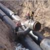 直埋保温钢管吊装
