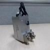 上赢博纳二级墨盒 方形金属墨瓶  银色 单阀 UV平板机配件