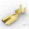 FASTON端子和接头 - 快速断开42452-1
