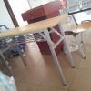 折叠培训桌尺寸,广东鸿美佳厂家生产供应折叠培训桌