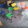 折叠椅,展览椅广东鸿美佳厂家批发价格提供