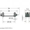 MEDER干簧继电器HI系列