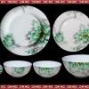 日常家用早餐盘陶瓷碗碟盘套装