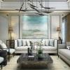景德镇家居软装陶瓷地毯客厅个性地砖宴会厅瓷质地毯