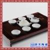 传统茶艺茶道功夫茶禅茶手绘荷花茶具套装