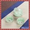 陶瓷快客杯一壶一杯单人便携旅行茶具女性茶具