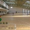 冠奥通一级枫木打造优质运动木地板