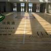 深圳冠奥通运动木地板施工流程专业体育运动木地板质量施工工艺