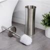 家居清洁用品不锈钢马桶刷清洁刷子不锈钢厕所刷