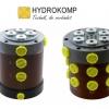 德国Hydrokomp转台油路分配器KM-3-EG002