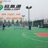新型材料硅PU球场材料的优势
