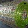 水上滚筒步行球充气透明球成人碰碰球悠波球水上玩具水上乐园设备