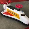 新款热销升级版航天小飞机旋转碰碰车成人广场双人游乐玩具车公园