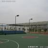 丙烯酸材料做为篮球场地的性能优势