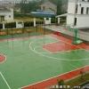 丙烯酸篮球场规格与施工