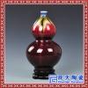 景德镇陶瓷小花瓶郎红花瓶厂家直销定制批发