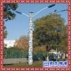 陶瓷灯柱景德镇生产厂家 小区装饰灯柱坚固路边景观灯杆