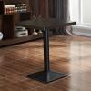 烟台钛黑色不锈钢桌子批发生产厂家