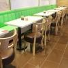 咸阳奶茶店沙发桌椅批发 同创家具 甜品店椅
