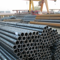 高压锅炉合金管现货批发衡阳华菱产无缝钢管12米长