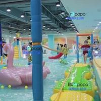别忽略室内儿童水上乐园设计装修细节