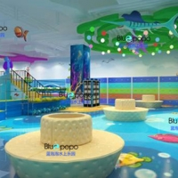 室内恒温儿童水上乐园低成本加盟创富秘笈