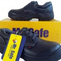 生产销售英国安全先生F61防砸防穿刺安全鞋