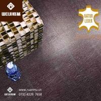 湖南唯基真牛皮软木地板欧洲原装进口软木地板的优缺点