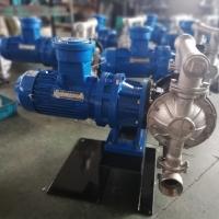 苏州第三代耐腐蚀电动隔膜泵厂家专业制造