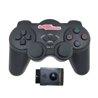 NYGACN广东无线PS2主机震动游戏手柄