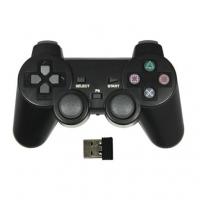 NYGACN广东PS3无线2.4g震动游戏手柄电脑游戏控制器