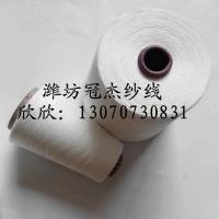 涤80/粘胶20环锭纺21支32支40支T80/R20涤粘纱