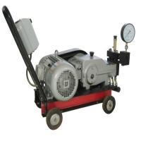 电动试压泵安装使用方法