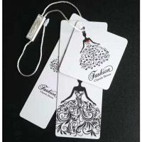 衣服吊牌定做 男装吊牌定做 女装服装商标 男装吊卡印刷