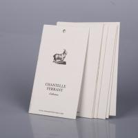 纯棉袜子吊牌定做吊牌专业设计东莞智彤印刷厂