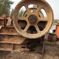 转让二手制砂生产线 全套破碎机制砂机设备打包处理
