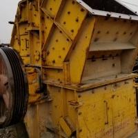 转让大型砂石料生产线设备处理