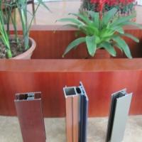 生产厂家供应:工程用隔热断桥铝合金门窗型材及成品制作